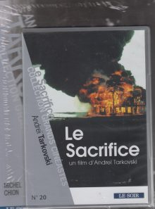 Collection grands cinéastes - le sacrifice - andreï tarkovski