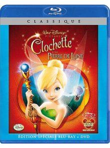 La fée clochette et la pierre de lune - combo blu-ray + dvd
