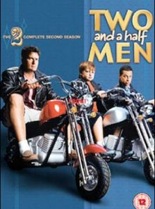 Two and a half men - season 2 [import anglais] (import) (coffret de 4 dvd)