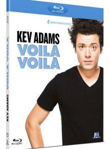 Kev adams - voilà voilà - blu-ray
