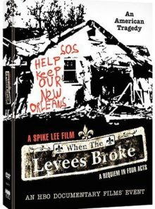 When the levees broke (hbo 3-disc set )
