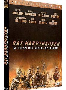 Ray harryhausen, le titan des effets speciaux - édition collector