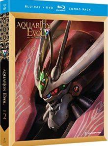 Aquarion evol season 2, part 2 (blu ray/dvd combo)