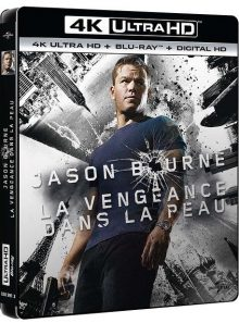 La vengeance dans la peau - 4k ultra hd + blu-ray + digital ultraviolet