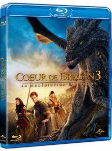 Coeur de dragon 3 - la malédiction du sorcier - blu-ray