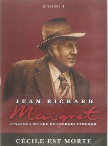 Maigret - episode 1 - cecile est morte