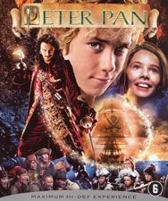 Peter pan (film) (blu-ray)