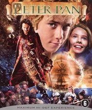 Peter pan (film) (blu-ray)
