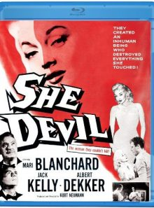 She devil [blu ray]