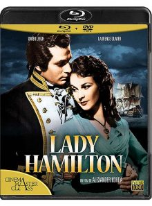 Lady hamilton - combo blu-ray + dvd
