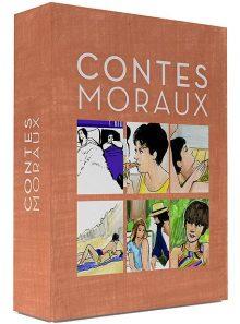 Eric rohmer - six contes moraux - combo blu-ray + dvd