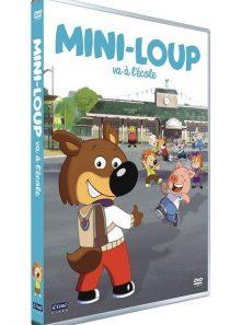 Mini-loup - vol. 4 : va à l'école