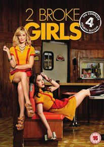 Two broke girls - season 4 [dvd] [2015]