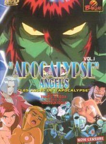 Apocalypse angel's - volume 1 (hentai)