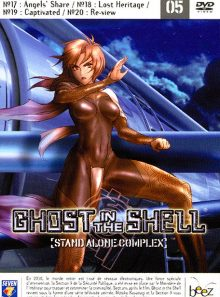 Ghost in the shell - stand alone complex : vol. 5