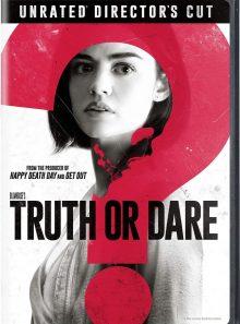 Action ou vérité - truth or dare
