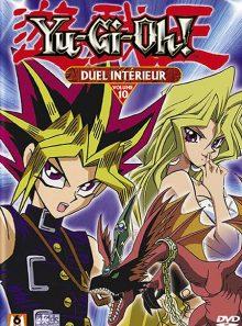 Yu-gi-oh! - saison 1 - vol. 10 - duel intérieur