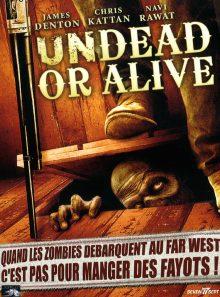 Undead or alive: la malédiction des zombies: vod sd - achat