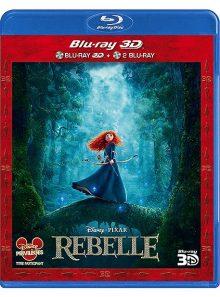 Rebelle - combo blu-ray 3d + blu-ray 2d