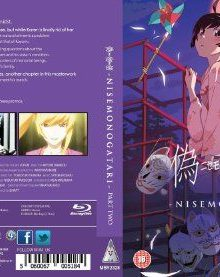 Nisemonogatari part 2 [blu ray]