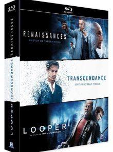 Renaissances + transcendance + looper - pack - blu-ray