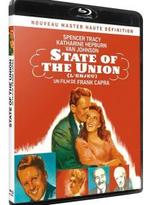 State of the union (l'enjeu) - blu-ray