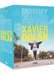 Xavier dolan : tom à la ferme + laurence anyway + les amours imaginaires + j'ai tué ma mère + mommy - pack