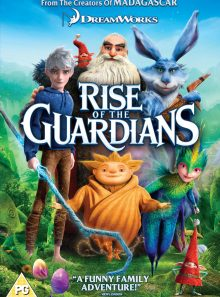 Rise of the guardians [region 2 non usa format] [uk import]
