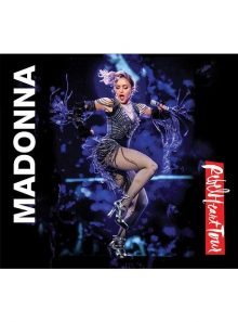 Madonna - rebel heart tour - blu-ray + cd