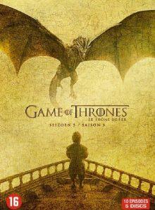Game of thrones / trone de fer - intégrale saison 5 - dvd