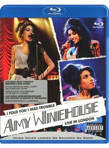 Amy winehouse - i told you i was trouble - live in london - blu-ray