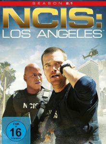 Ncis: los angeles - season 2.1 (3 discs)