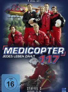 Medicopter 117 - staffel 3 (4 dvds)