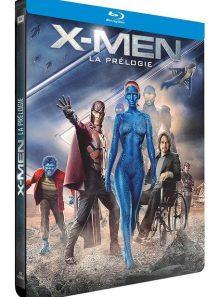 X-men - la prélogie : x-men : le commencement + x-men : days of future past + x-men : apocalypse - blu-ray