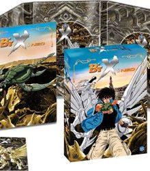 B'tx + b'tx neo edition collector ( coffret 8 dvd )
