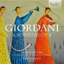 Giordani 6 sonatas op 4