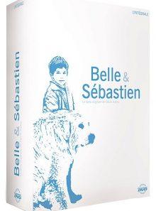 Belle & sébastien - l'intégrale