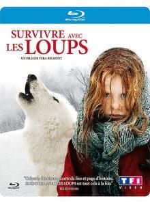 Survivre avec les loups - édition steelbook - blu-ray