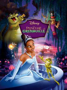 La princesse et la grenouille: vod sd - achat