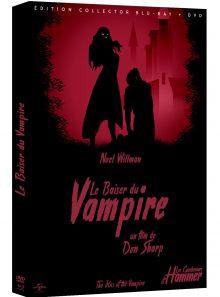Le baiser du vampire - combo collector blu-ray + dvd
