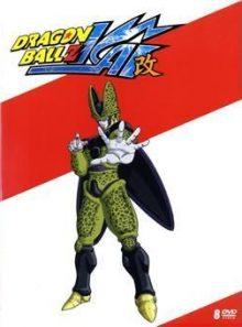 Dragon ball z kai - partie 2 (8 dvd)