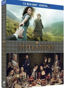 Outlander - saisons 1 & 2 - blu-ray + copie digitale