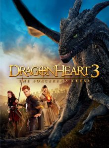 C¿ur de dragon 3 : la malédiction du sorcier (dragonheart 3 : the sorcerer's curse)