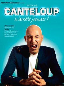 Nicolas canteloup n'arrête jamais: vod hd - location