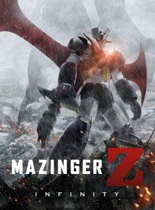Mazinger z: vod hd - location