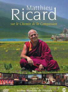 Matthieu ricard - sur le chemin de la compassion (1dvd)