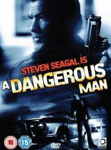 A dangerous man [import anglais] (import)