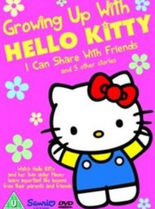 Growing up with hello kitty - i can share with friends and 5 other stories [dvd]