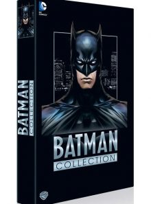 Batman collection : the dark knight parties 1 & 2 + year one + the killing joke + le fils de batman + batman vs. robin + mauvais sang + batman et red hood : sous le masque rouge - pack