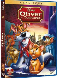 Oliver & compagnie - édition 20ème anniversaire